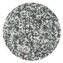 Diamant Glitter silber(Farbabweichungen möglich)