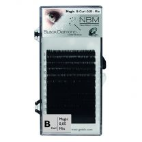 BDC Magic Volume Lashes B-Curl 0