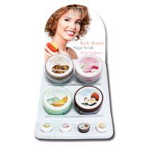 Display ScentedSPA (Body Butter / Yoghurt)