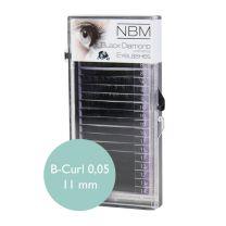 BDC Silk Lashes B-Curl 0,05 - 11 mm