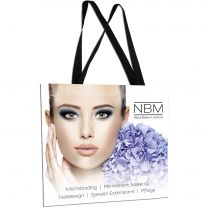 Shopping bag BDC Eyelashes 45 x 39 x 17 cm