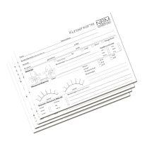 Kundenkarteikarten