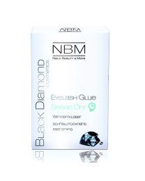 BDC Eyelash Glue Speed Dry schwarz