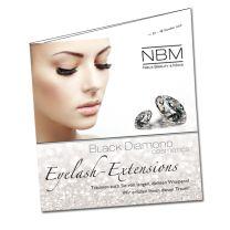 Kundenbroschüre BDC Eyelash Extensions (Pflegehinweise)