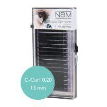 BDC Silk Lashes C-Curl 0
