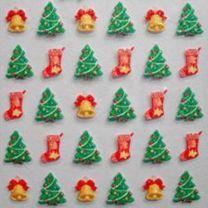 Christmas Sticker Merry Christmas