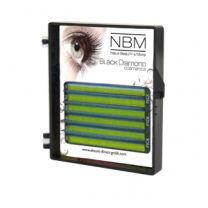 BDC Neon Lashes B-Curl 0,07 Mix turquoise