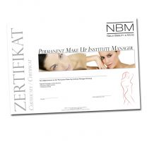 Permanent Make Up Institute Manager - PACKAGE