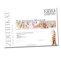 Nail Institute Manager - PRÜFUNG